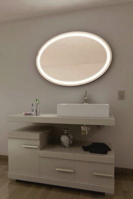 Inicio espejos con luz - Espejo bano luz integrada ...
