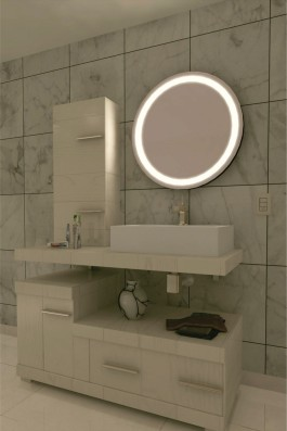 Inicio espejos con luz - Espejos de bano con luz led ...