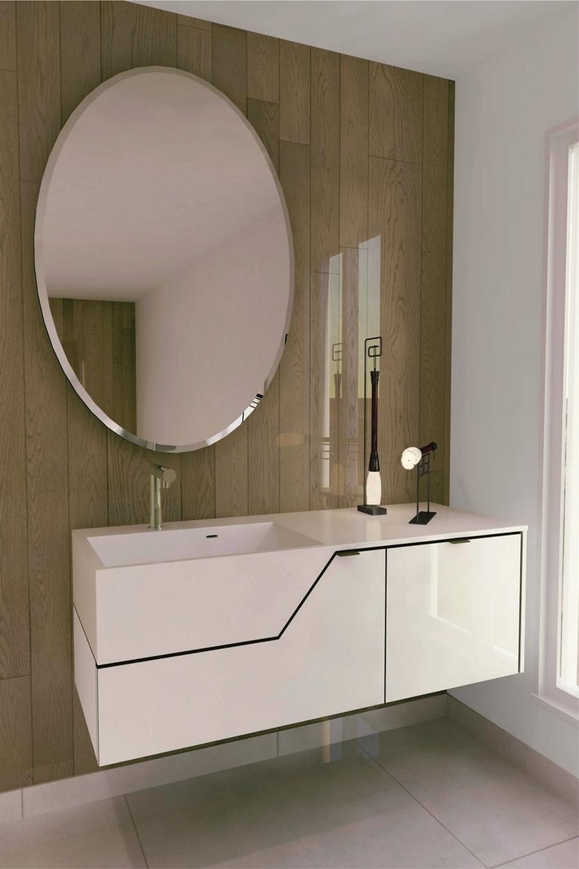 Espejo biselado mod 125 gldesign espejos con luz - Espejos biselados para banos ...